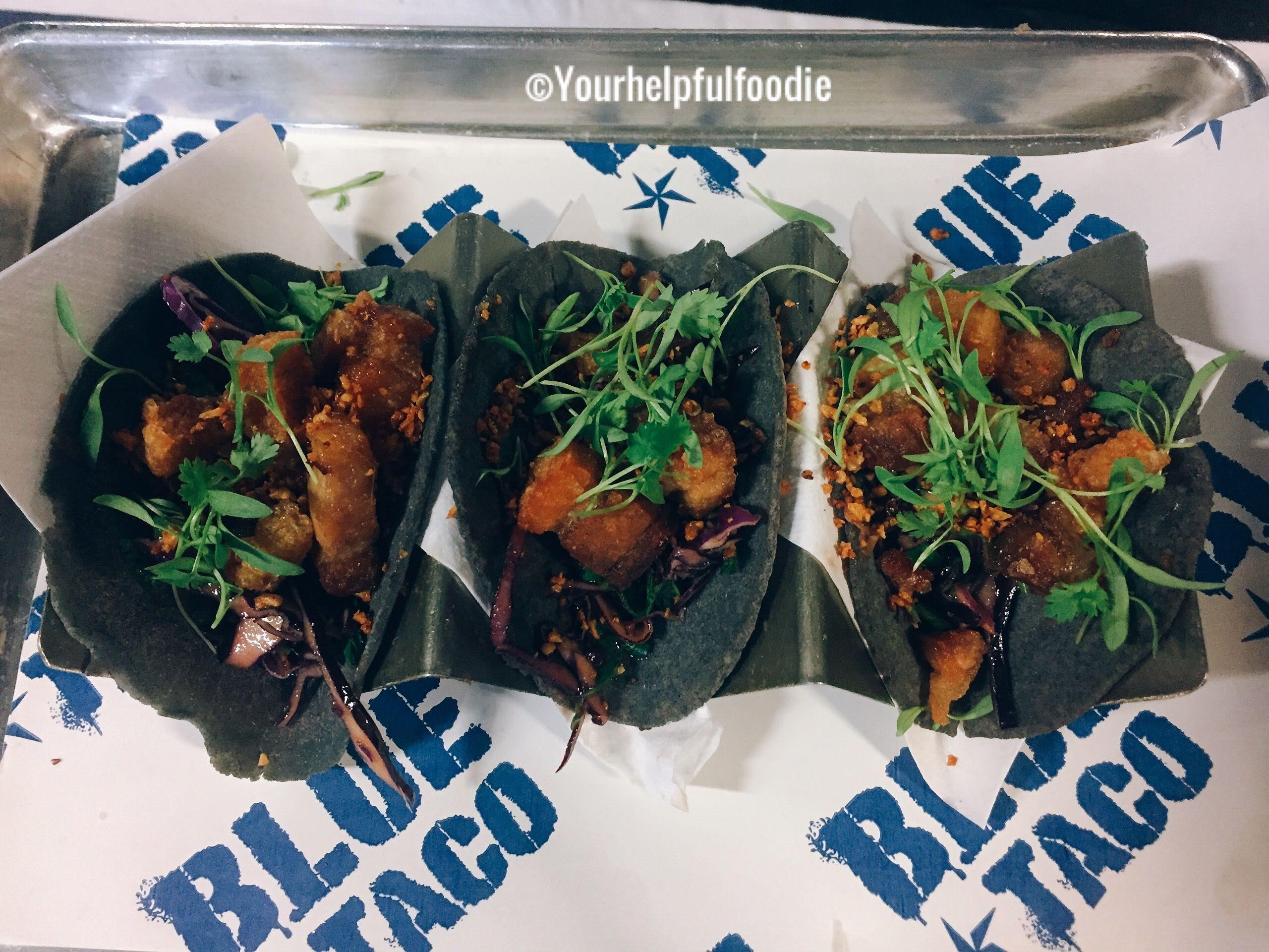 Blue Taco!